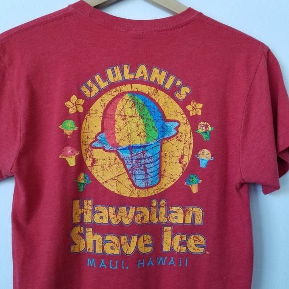 Coastal Classics Other - Authentic Maui Ululani's Shave Ice Tee